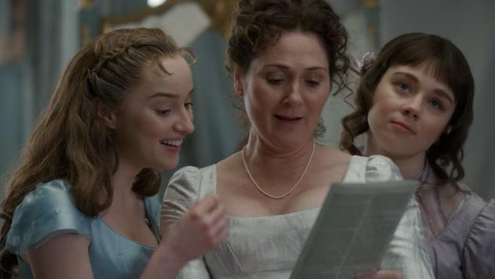 \'Los Bridgerton\' se podrían haber inspirado en una mujer real para Lady Whistledown