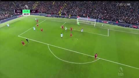 Manchester City 2 - 1 Liverpool