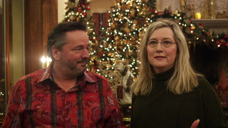 Terry Fator Christmas House