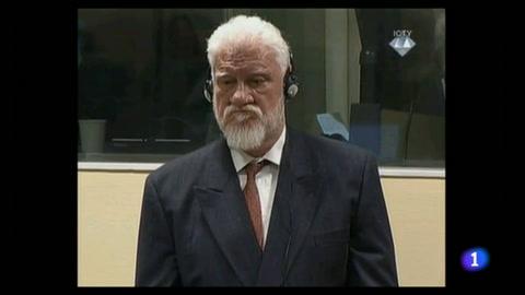 Un croata acusado de crímenes de guerra se suicidó frente al Tribunal