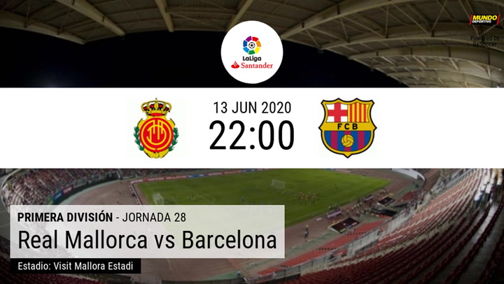 Mallorca - Barça: las estadísticas de la previa