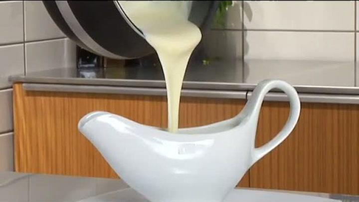 Hvordan lage hvit saus
