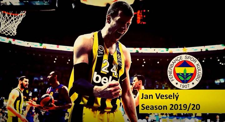 Las mejores jugadas de Jan Vesely