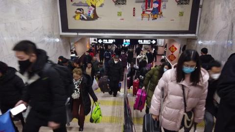 China confirma seis muertes y casi 300 casos del nuevo virus de la familia del SRAS