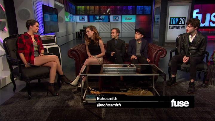 Shows: Top 20: Echosmith Webclip