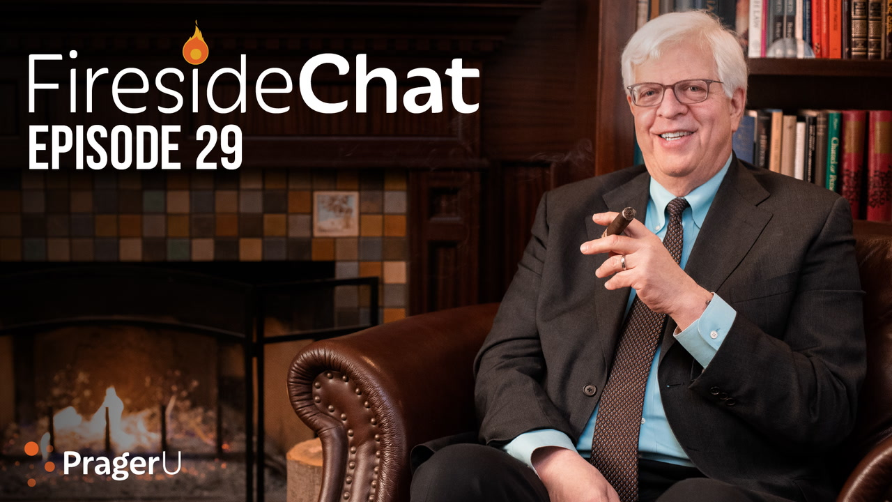 Fireside Chat Ep. 29 - The Rational Bible Hits #1