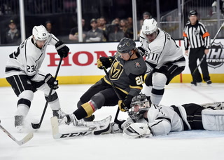Golden Edge Look Ahead: Kings, Sharks And Ducks Dangerous For Knights