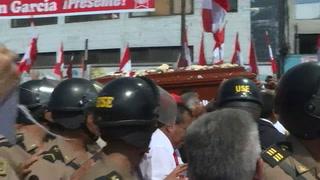 Expresidente peruano Alan García negó corrupción antes de morir