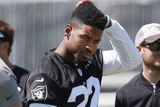 Raiders Ken Norton, Jr., on Gareon Conley missing time at training camp and more