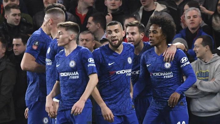 FA Cup: Chelsea-Liverpool (2-0)