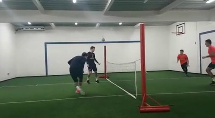 Training Ground Football Tennis