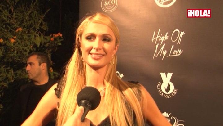 ¿Cuál es el plato español que más le gusta a Paris Hilton