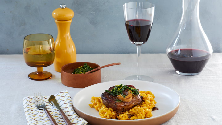 A Perfect Match: Osso Buco with Barolo