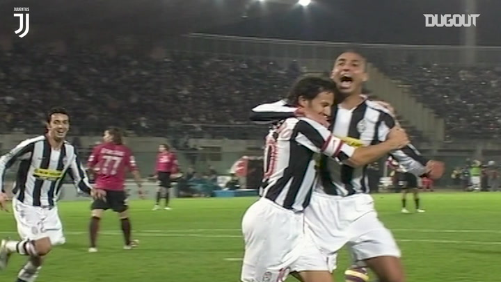 Del Piero sets up Trezeguet against Livorno