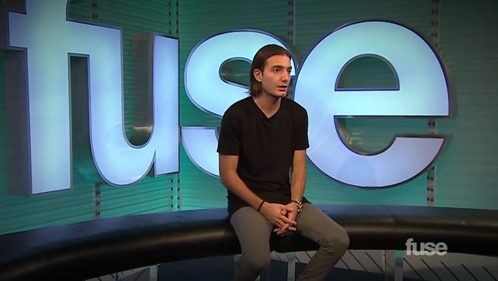 Interviews: Alesso (September 2014)
