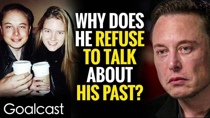 Elon Musk's Ex Wife Exposes His Darkest Secret Life Stories By Goalcast