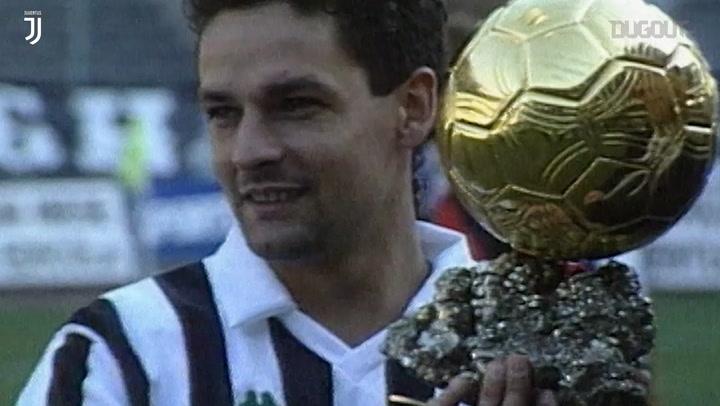 Club Legends: Roberto Baggio