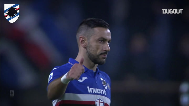 Sampdoria's top five goals from the 2019-20 season