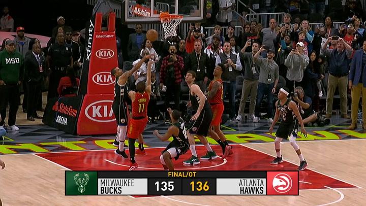 El resumen de la jornada de la NBA del 01/04/2019