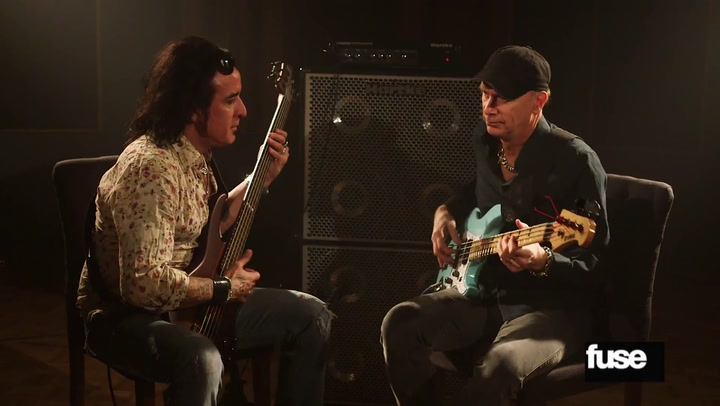 Marco Mendoza and Billy Sheehan Part 1