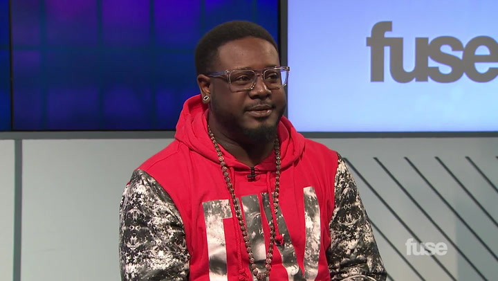 Interviews: T-Pain New Music (November 2014)
