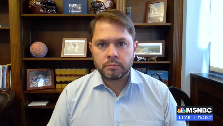 Dem Rep. Gallego: 'Probably Close to 10-20,000 SIV Applicants and Recipients' Still in Afghanistan