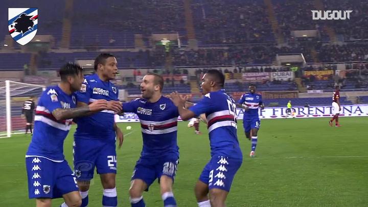Muriel and De Silvestri score in Roma triumph
