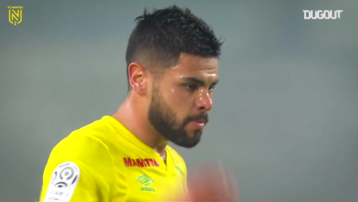 Lucas Lima's best moments at FC Nantes