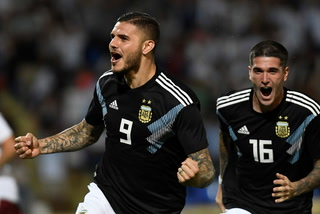 Icardi y Dybala le dan triunfo a Argentina sobre México