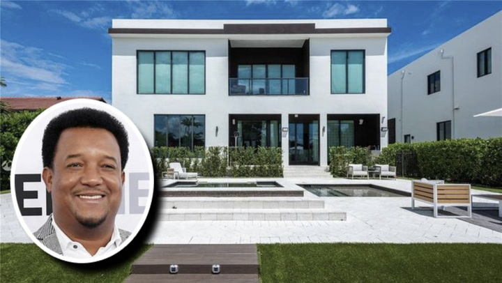 Pedro Martinez Snags Ultramodern Miami Mansion for $3M
