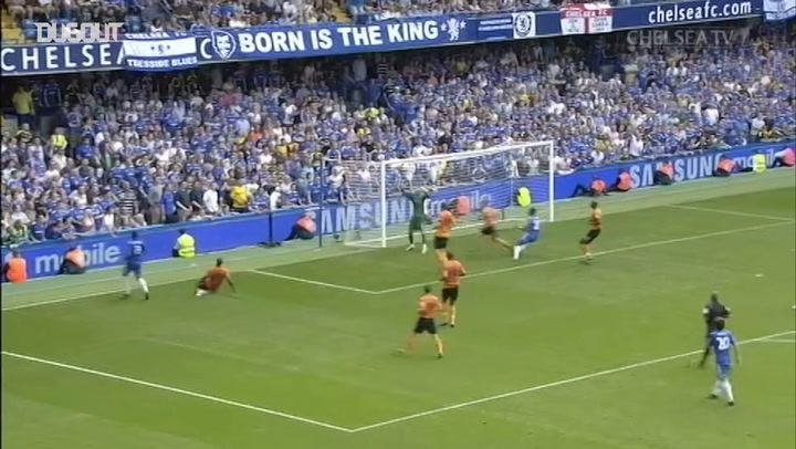 Didier Drogba's speculative stoppage time winner vs Hull