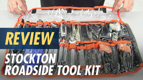 SAE STOCKTON TOOL COMPANY Roadside Tool Kit