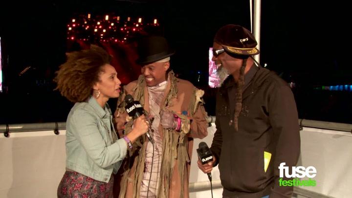 Interviews: Fishbone at Voodoo 2014
