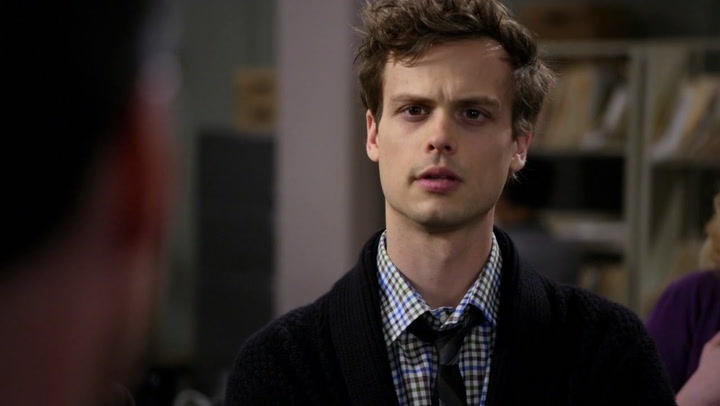Who is Spencer Reid?