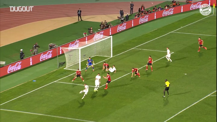 FC Bayern hammer Guangzhou Evergrande at Club World Cup