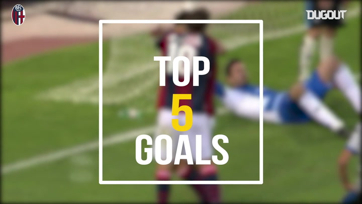 Bologna FC: Top Five Goals Vs Atalanta
