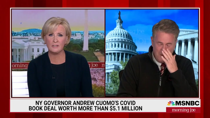 MSNBC's Geist: Andrew Cuomo's Leadership Amid Pandemic Has Been 'Terrible and Deadly'