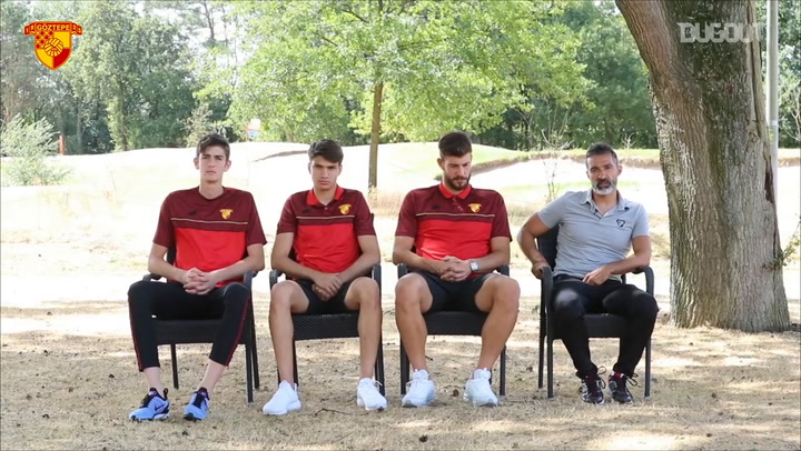 Goztepe's Homegrown Talent Are The Future Of The Club