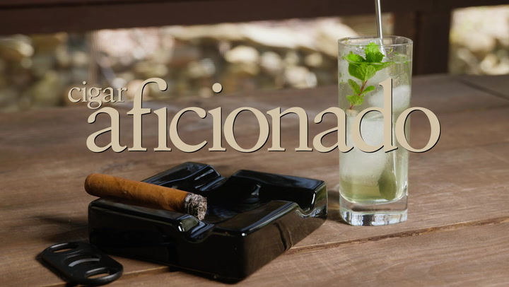 Cigars and Cocktails: The Mojito