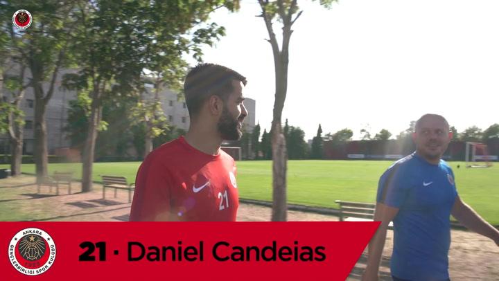 Soru & Cevap: Daniel Candeias