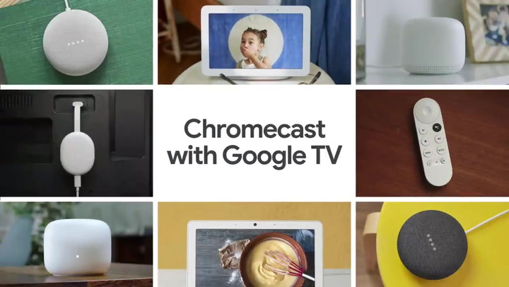 Preview image of Google Chromecast 4K With Google TV - Introduction video