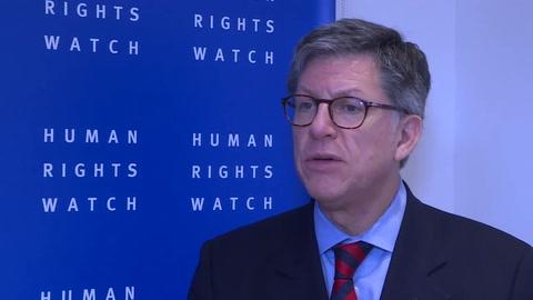 HRW preocupado por líderes populistas en Latinoamérica