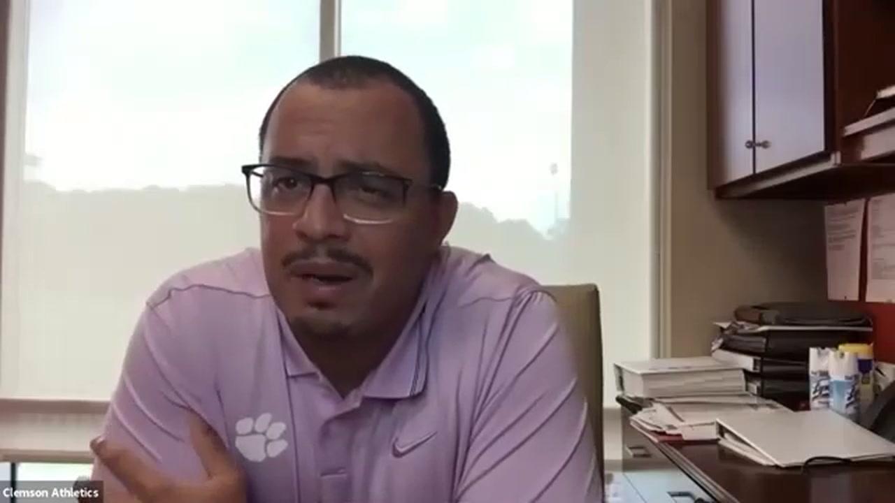 Tony Elliott On Recruiting Challenges