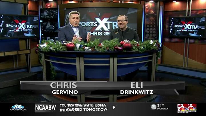 Sports Xtra Eli Drinkwitz