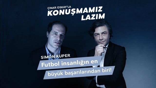 Konuşmamız Lazım - Simon Kuper