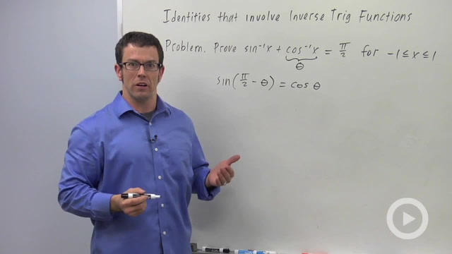 Using the Inverse Trigonometric Functions - Problem 1