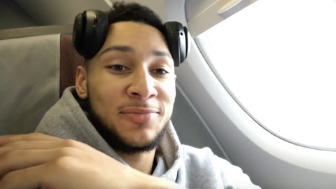 Ben Simmons Is Ready To Return To Philly