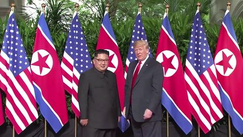 Trump anuncia segunda cumbre con Kim Jong Un