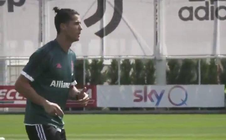 La Juventus de Cristiano y Dybala, de vuelta a los entrenamientos tras el parón por la Covid-19
