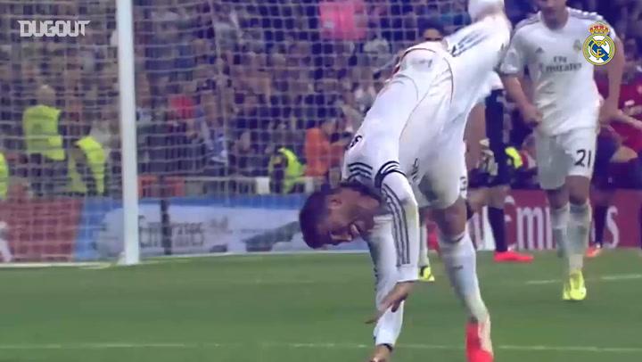 Ramos + Varane = The Perfect Partnership ⚪️